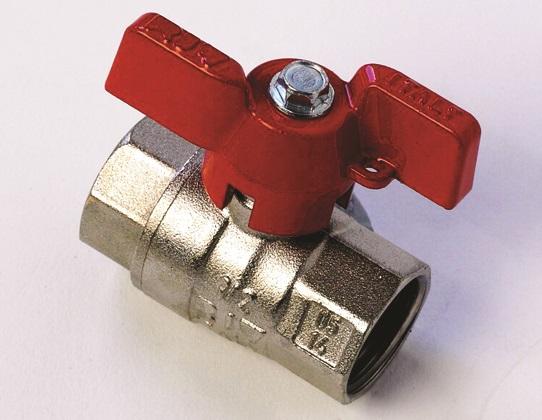 t handle ball valve